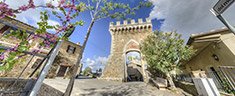 Immagine del virtual tour 'Porta di Ponente '